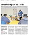 05.02.2016 HAZ - Vorbereitung auf die Schule